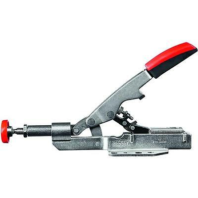 BESSEY STC-IHA15 TOGGLE CLAMP! HORIZONTAL PUSH PULL VERTICAL BASE - MINT! 450lb