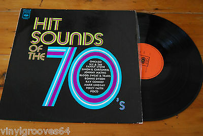 Hit Sounds Of The 70's - LP ( Ref Box 2 )