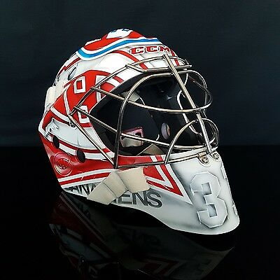 Carey Price Signed Goalie Mask Autographed Helmet Canadiens Authentic Coa