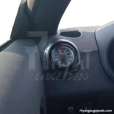Audi TT 8J MK2 - 52mm - Soporte Manometro Aireador / Gauge Holder Air Vent Pod