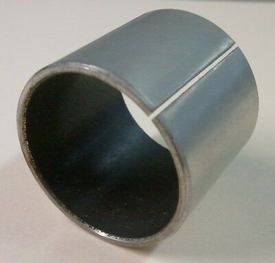 "SPLIT BUSHING 1"" ID x 1 1/8"" OD x 1"" LONG - LOT OF 10"