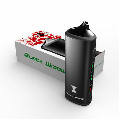 Black Widow 3 in 1 Portable Dry Vape - express shipping from Canada