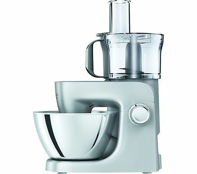 *New* KENWOOD Multione KHH321SI Multifunction Stand Mixer in Pristine Silver