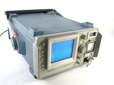 Tektronix OF150 Multimode Fiber Optic Tester Time Domain Reflectometer TDR