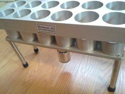 Bombasei AG Swiss Commercial Chocolate Truffle Machine / Confectionary