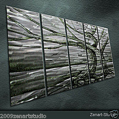 Original Special Metal ART Sculpture Modern Abstract Indoor Outdoor Decor-Zenart