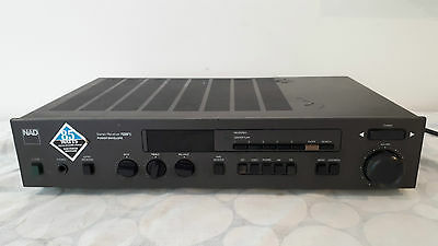 NAD 7225PE Stereo Amplifier - vintage