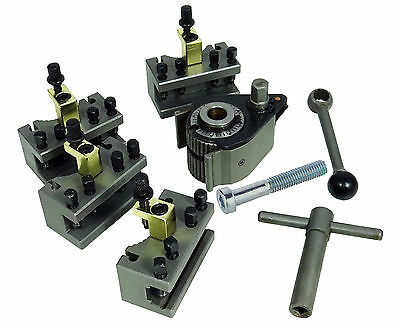 Quick Change Tool Post system Multifix QCTP size Aa