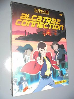 DVD LUPIN III THE 3rd FILM COLLECTION N°12 ALCATRAZ CONNECTION