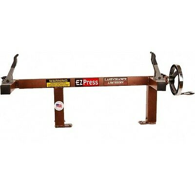 Last Chance Archery standard  EZ Press, Bow Press, LCA, New w/ Factory Warranty