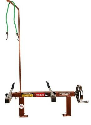 LAST CHANCE ARCHERY ULTIMATE EZ PRESS, Bow Press, LCA, New with factory warranty