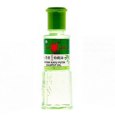 Cajuput Oil for BABY MOTHER Cold Flu Warm Body Runny Nose Nasal congestion