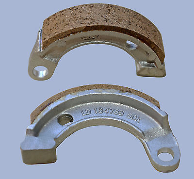 Honda CRF50F front or rear brake shoes (2004-2016) 80mm x 18mm