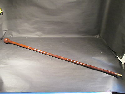 Antique African Knobkerrie/Walking Stick