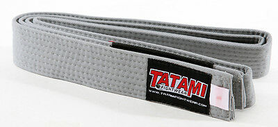 Tatami Fightwear Kids BJJ Rank Belt - M0 - Grey
