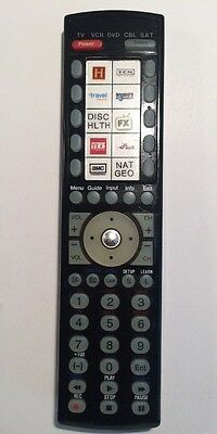 philips universal cl035a remote control sku321 9 99 picclick rh picclick com philips universal remote cl035 manual philips universal remote control cl035a manual