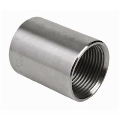"""Calbrite S61500CP00 Rigid Coupling, 1 1/2"""" Stainless Steel SS316 New"""