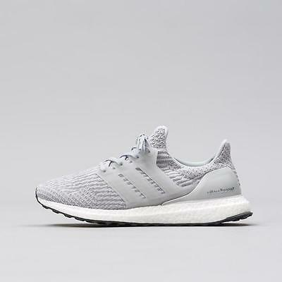 95e86602aa733 2017 Adidas Ultra Boost 3.0 Clear Grey Size 9. BB6059 Yeezy NMD PK