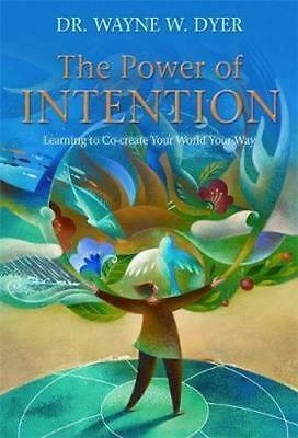 NEW The Power of Intention By Wayne Dyer Paperback Free Shipping