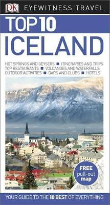 NEW Iceland By Kindersley Dorling Paperback Free Shipping