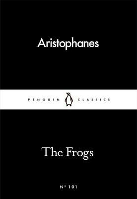 NEW The Frogs By Aristophanes Aristophanes Paperback Free Shipping