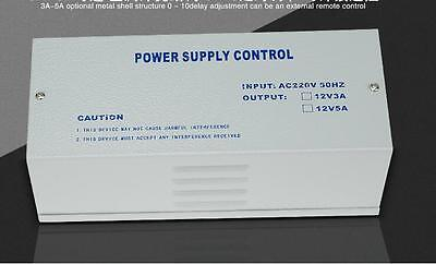 Access Control Box Power Supply for Electric Magnetic Lock Deadbolt Strike