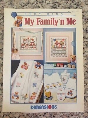 3 Counted Cross Stitch Books