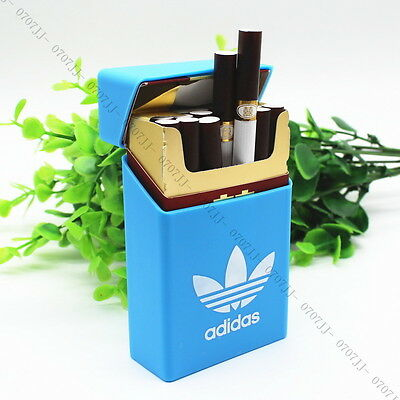 Fashion Soft Silicone Cigarette Case Cigarette Box Cover Cigarette Case Cover