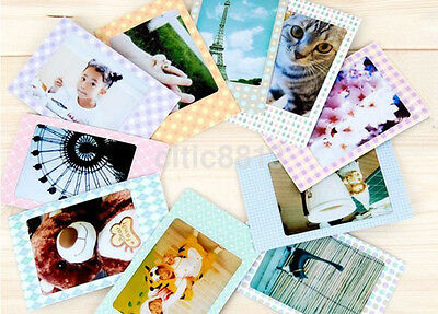 40pcs Films Photo Stickers For FujiFilm Polaroid Instax Mini Instant 8 7S 25 50S