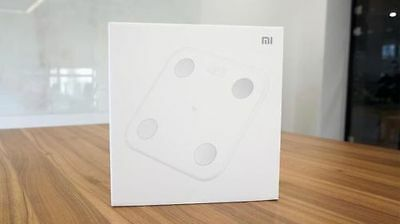 Xiaomi Mi Smart Scales 2 - 2nd Generation Latest Model! 100% Genuine Xiaomi!