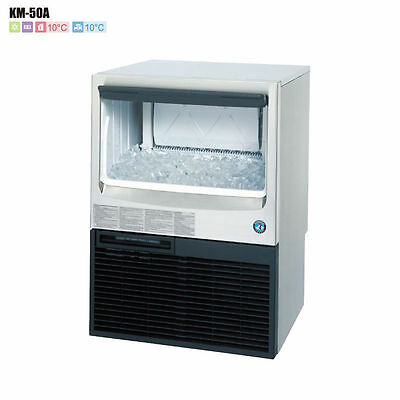 Ice Machine Hoshizaki Km-50A Ice Maker Cubes Cafe Equipment Commercial Automatic
