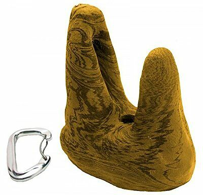 1 Climbing Hold Mega XXXL The Two-Humped Camel, Colour:yellow-mottled