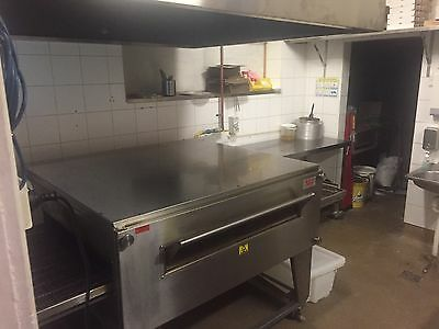 XLT 32inch Pizza Oven Single Or Double Deck Available