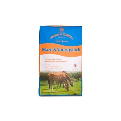 Dodson & Horrell Mare & Youngstock Horse Feed | 20KG