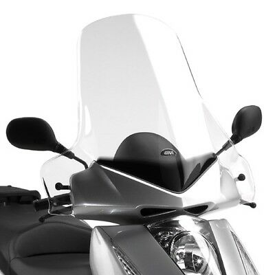 Givi D219ST Scooter Windshield Honda Pantheon 125 / 150 Built 03-08 ABE NEW