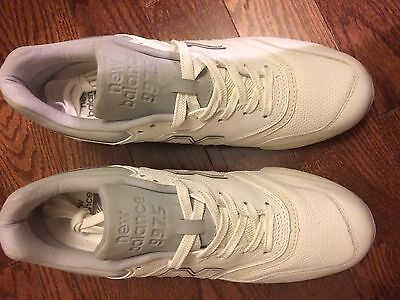 New Balance ML997HAA Size 9.5 Men's 997.5 White. Mens
