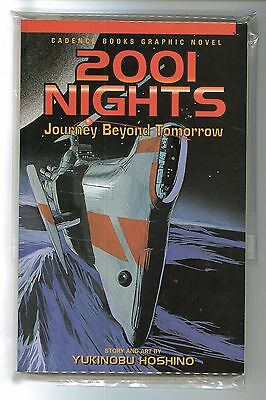2001 Nights Journey Beyond Tomorrow Graphic Novel 1St Printing March 1996