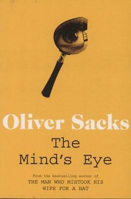 NEW The Mind's Eye By Oliver Sacks Paperback Free Shipping