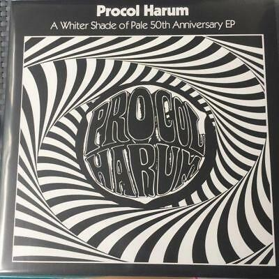 PROCOL HARUM – A WHITER SHADE OF PALE 50TH ANNIVERSARY EP Splatter Vinyl NEW RSD