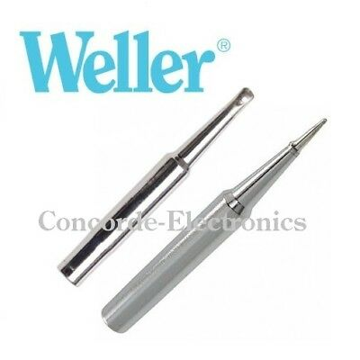 Weller ST Soldering Iron Tips / ST3 & ST7 / Screwdriver & Conical  / WP & SP