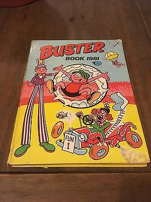 Buster Annual 1981