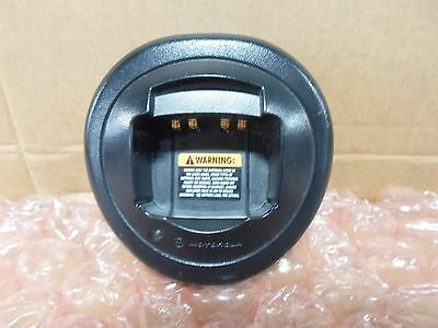 Motorola Single Charger for HTN9000B HTN9000C HTN9000D HT750 HT1250 NO CHARGER
