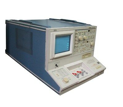 Sony Tektronix 370A Interactive Programmable High-Resolution Curve Tracer Unit