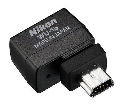 Nikon WU-1b Wi-Fi Wireless Mobile Adapter Connector D600 with tracking