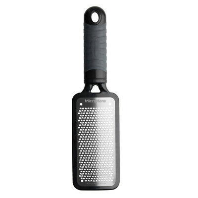 Microplane Fine Grater Fine, Large Stainless Steel Carded