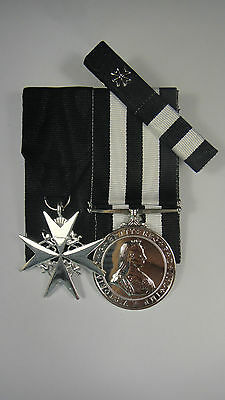 Order of St. John, St. Johns Long Service Medals