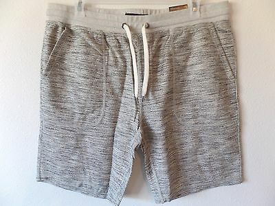 AE American Eagle Mens XL Baja Storm Jogger D/S Shorts Made to Last Cotton New
