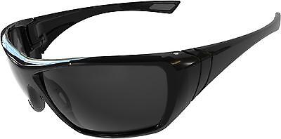 BOLLE HUSTLER Shade Sports Cycling Running Safety Sunglasses 100% UV + New Pouch