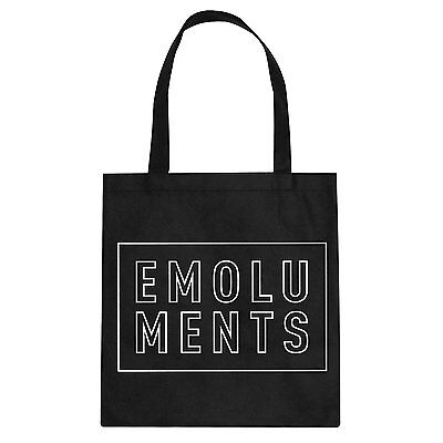 Tote Emoluments Cotton Canvas Tote Bag #3180