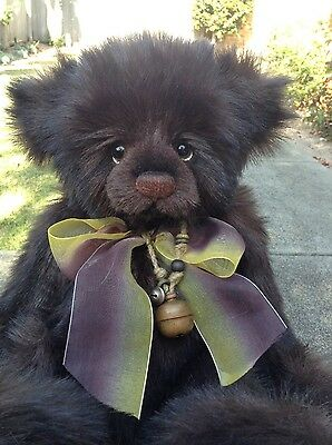 Charlie Bears Cody retired collectable bear